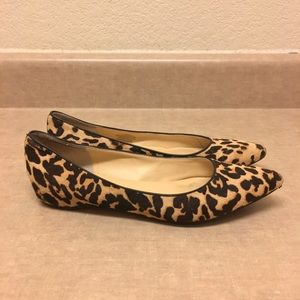 🐾Ivanka Trump Itchicly Leopard Flats🐾